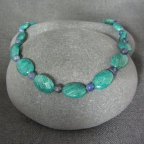Amazonite & Sodalite Necklace €76
