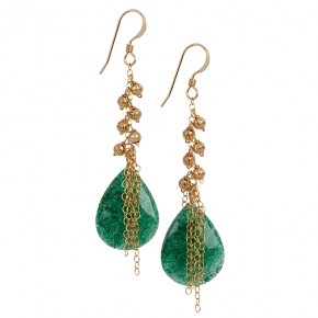 Aventurine Earrings €120